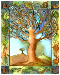 Tree of Life ~ Pia Reilly