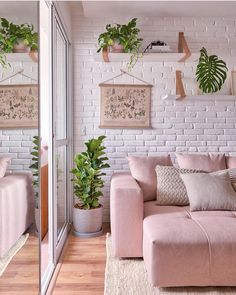 Living room white ideas texture 46 ideas for 2019 Living Room Green, Living Room Interior, Room Decor Bedroom, Living Room Decor, Aesthetic Room Decor, Home Decor Inspiration, Decor Ideas, Decor Interior Design, Living Room Designs