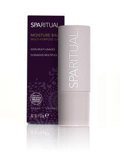 Beauty Multitasker: SpaRitual Moisturizer #100% vegan