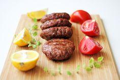 Μπιφτέκια στο Φούρνο | Συνταγή