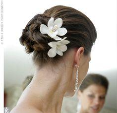 wedding hair do?
