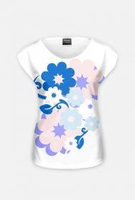 koszulka-Kwiaty