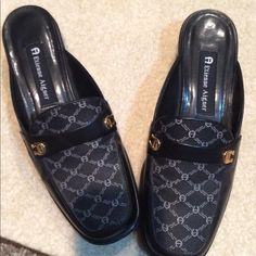 Shoes flats Used in perfect condition black Etienne Aigner Shoes Flats & Loafers