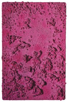 """""""Color is pure emotion."""" - David Yurman [Fourmillement rose (RE 35), 1960 by Yves Klein]"""