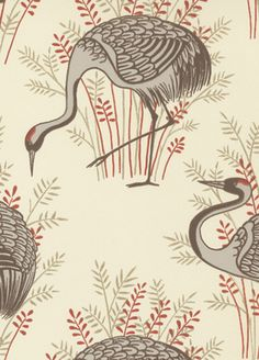 Nikolaj Wallpaper (492-19) from the Gabriel Collection by Sandberg. £69