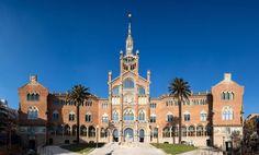 El 080 Barcelona Fashion llenará de #moda catalana el recinto modernista de l'Hospital de Sant Pau, del 30 de junio al 4 de julio, para la temporada primavera/verano 2015. ¡Qué lujo de enclave!