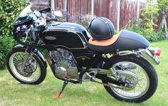 Honda GB500 TT