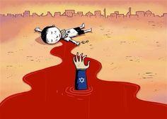 Katil İsrail