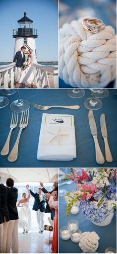 nautical wedding!