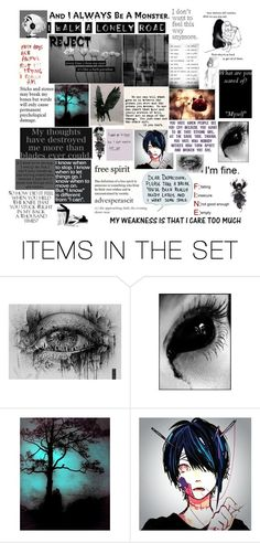 """""""Heal the Wounds Feat.Michelle from Better Days to come By Dilz"""" by reilystone ❤ liked on Polyvore featuring art"""