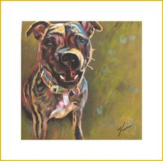 Kim Campbell, Art Gallery, My Arts, My Love, Dogs, Painting, Animals, Art Museum, Animales