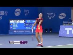 Simona Halep 2015 Wuhan Open Hot Shot