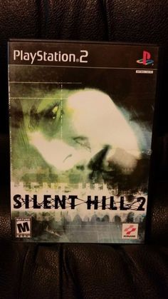 Silent Hill 2 (Sony PlayStation 2, 2001 NTSC) Complete With Manual