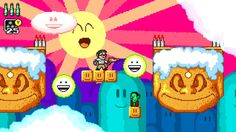 Angry Video Game Nerd Adventures (platform shooter) http://store.steampowered.com/app/237740/