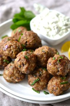 Paleo Asian-Style Meatballs with Cilantro and Green Onion (grain and soy free) Paleo Recipes, Real Food Recipes, Cooking Recipes, Amish Recipes, Ham Recipes, Dessert Recipes, Desserts, Greek Meatballs, Asian Meatballs