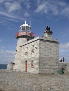 Lighthouse    Howth, Dublin, Ireland