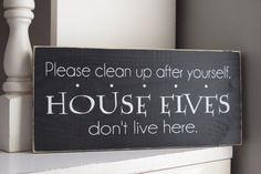 This sign. | 33 Harry Potter Gifts Only A True Fan Will Appreciate