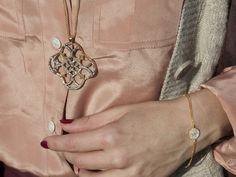 @Jill Lavallee Summer rocks her Stella & Dot Wesley Pendant Necklace Get it at www.stelladot.com/GabbyGrace