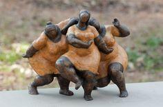 Nigerian sculptor Nnamdi Okonkwo Okonkwo was...   Dynamic Africa
