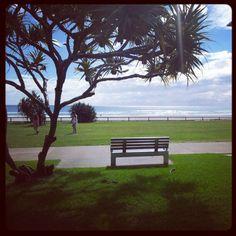 Coolangatta Beach in Coolangatta, QLD