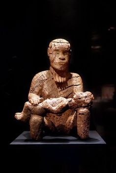 https://www.nytimes.com 'Warriors and Mothers: Epic Mbembe Art' at the Metropolitan Museum