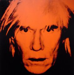 Andy Warhol Paintings of Himself | ... himself ranging from prints, paintings, scripts, movies, wigs