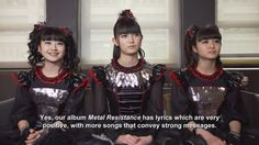 Babymetal Explain Why They Recorded 'The One' In English