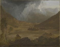 Philadelphia Museum of Art - Collections Object : Approaching Storm