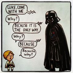 Parenting with Star Wars