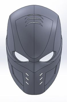 Crossbones Mask by meatswets - Thingiverse Snake Wallpaper, 1080p Wallpaper, Armor Concept, Concept Art, Pencil Crossbow, Taktischer Helm, Nightwing Cosplay, Armadura Cosplay, Dark Art Tattoo