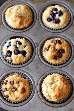 This Ultimate Muffin Recipe