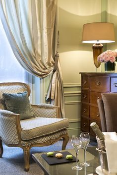 Signature Suite at the Hotel Westminster