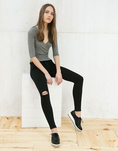 high waist skinny jeans. bers.hk/0002/352