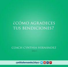 Hoy el primer día del año compartiré con ustedes la primera pregunta de una serie titulada: En Presencia. #2day #coaching #cynthiahernandez2day #sepuede #metas #cambio #voypormas #fe #enpresencia #crecimiento #desarrollo