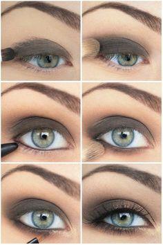 The Best Eye Makeup Tutorial