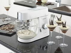 White Titanium Chef KMC015 | Kenwood UK madbid