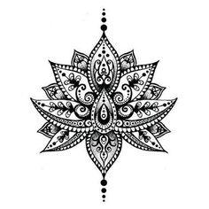 Nice Fleur De Lotus Mandala Collection - Coloring Page Ideas Wrist Tattoos Girls, Unique Wrist Tattoos, Trendy Tattoos, Cute Tattoos, Flower Tattoos, Body Art Tattoos, Gorgeous Tattoos, Ankle Tattoos, Mandala Tattoo Design