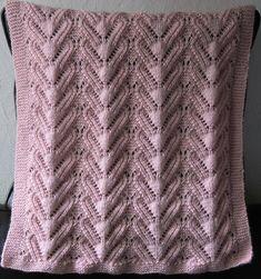Ravelry: muguet75's Couverture préma / Baby Blanket