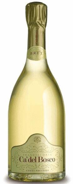 EspumanteBrut Cuvée Prestige Franciacorta  Ca' del Bosco perfeito para todas as ocasiões.