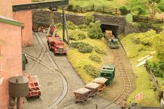 model railway - Google Search