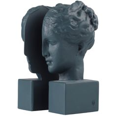 SOPHIA Hygeia Bookend (7.890 RUB) ❤ liked on Polyvore featuring home, home decor and small item storage