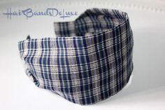 Wide Headband Indian cotton Headband Running Headband Girl
