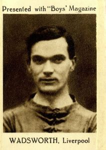WALTER WADSWORTH 1922-23 LIVERPOOL Liverpool Football Club, Liverpool Fc, This Is Anfield, Southport, Family Memories, Football Cards, Card Games, Times, Soccer Cards