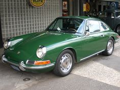 1968 PORSCHE 912 COUPE....Owned 1 identical to this back in the day.