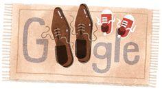 Hyvää isänpäivää #GoogleDoodle