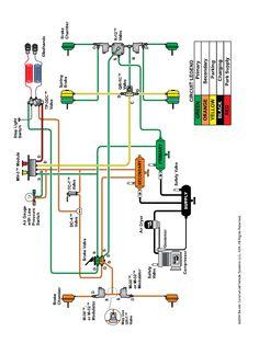 Truck Air Brakes Diagram | Desert Truck Supply - - Brake and ...