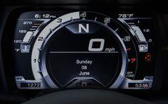 Our Favorite Feature: The Alfa Romeo 4C's Data-Mad Digital Displays - Popular Mechanics