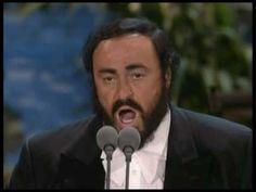 All i ask of you - interpretada por Luciano Pavarotti . José Carreras e Plácido Domingo.