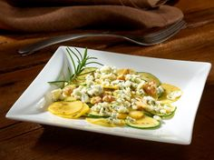 Michael Symon's Shaved Zucchini Salad