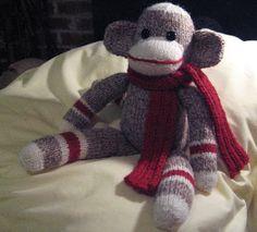 I love sock monkeys! I think they are so cute!!